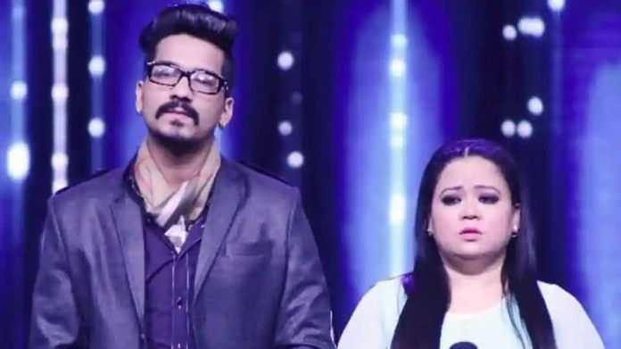 NCB arrests Bharti Singh's husband Haarsh Limbachiyaa for possession of cannabis