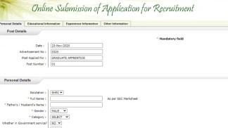ISRO SAC apprentice recruitment 2020: Registration ends at present, here's direct link