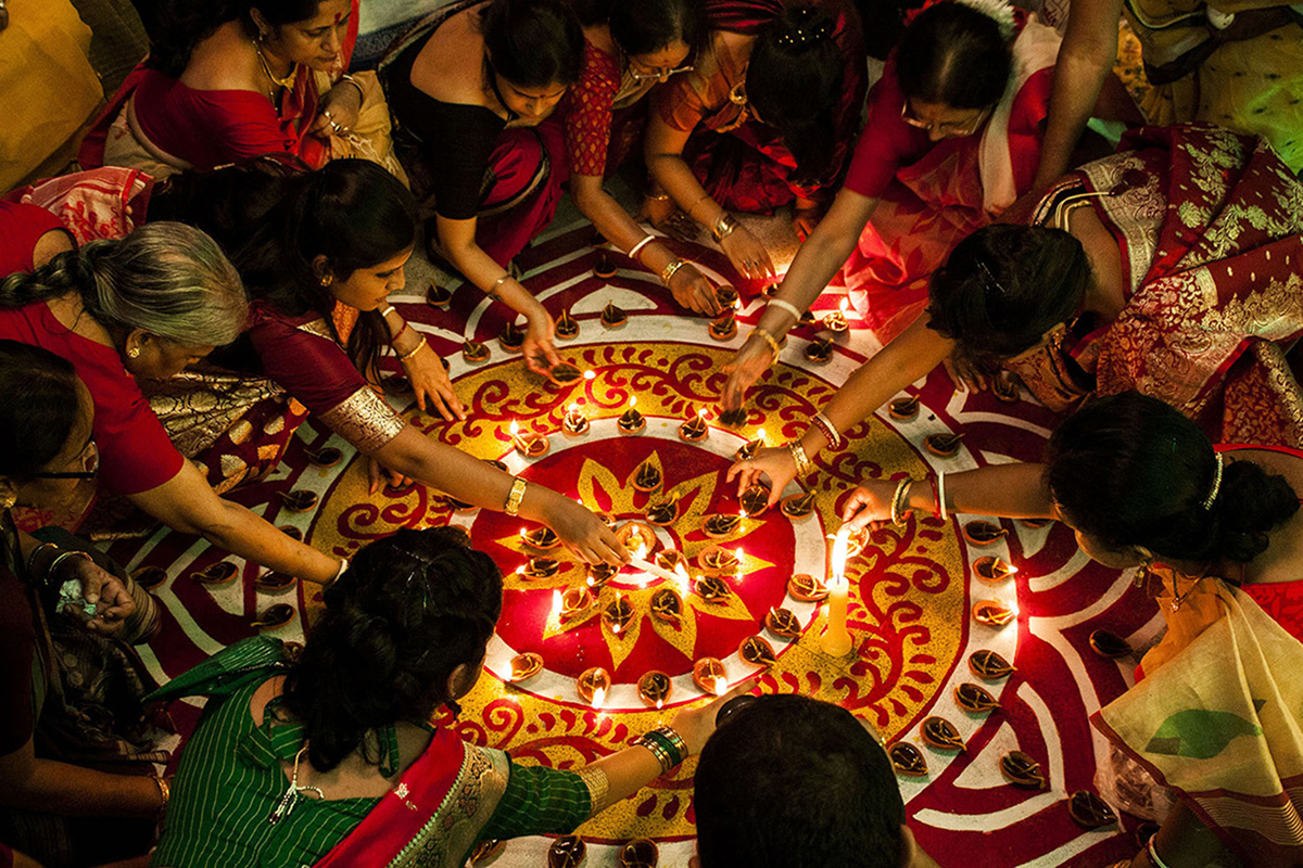 Best Places To Celebrate Diwali In India Hindusthanam
