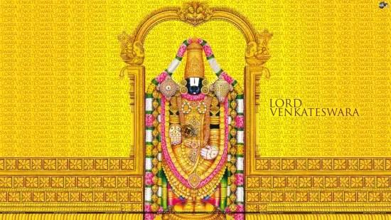 Lord Venkateswara Wallpapers