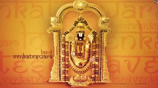 Lord Venkateswara Image