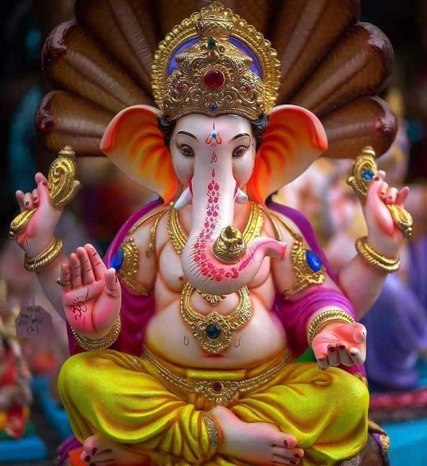Lord Ganesha Wallpapers Best Shri Ganesha Pictures Hinduwallpaper