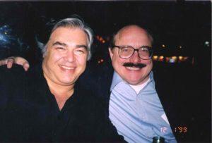 Pildil A.Russo koos Nick Rockefelleriga (pilt internetist)