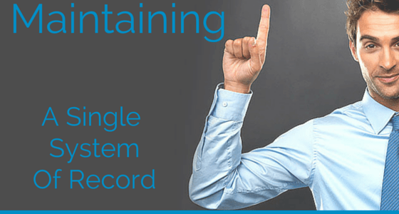 Secret Key to Systems Integration – the System of Record
