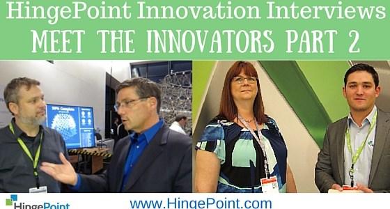 Best of Autodesk University 2015 Innovation Interviews – Part 2