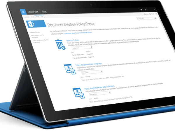 4 Benefits SharePoint Document Management Systems Give Business