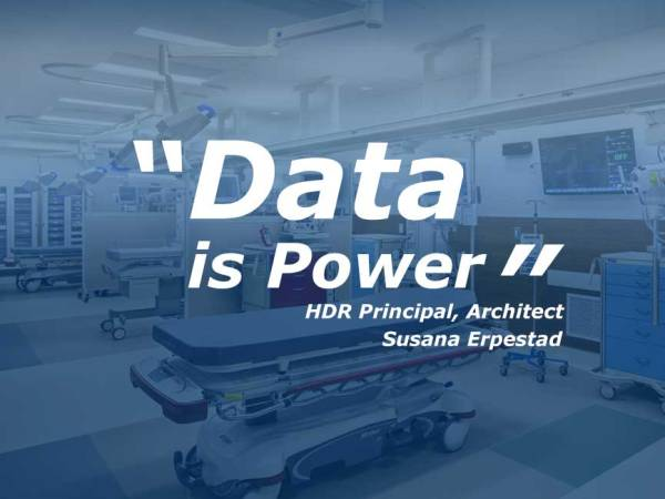 Data in Your Revit or BIM Model Equals Power, HDR Lead Architect says