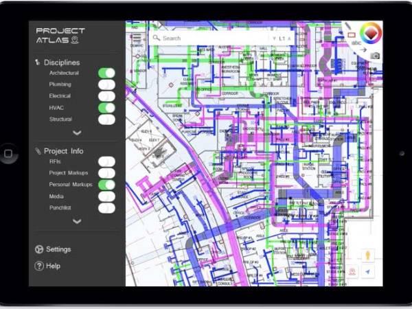 In 'BIMtopian' World, Project Atlas is Bridge Between 2D and BIM