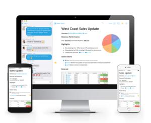 Salesforce Quip Screenshot