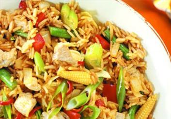 Hinode rice:: Indonesian Fried Rice (Nasi Goreng) Recipe