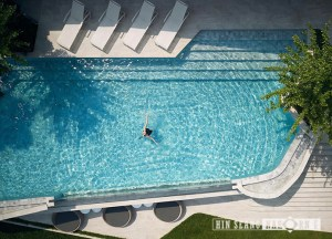 natural stone tribeca for swimming pool inside and pool coping, pool terrace