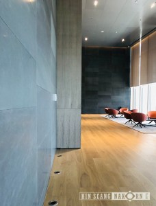 Basalt stone for indoor wall cladding