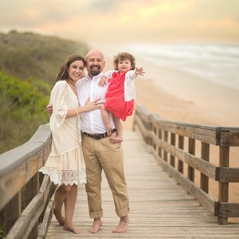 photography session near daytona beach at canavral seashore in bethune beach near new smyrna beach vow renewal portrait session