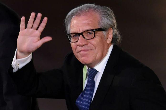 EEUU recicla a Luis Almagro como secretario general de la OEA