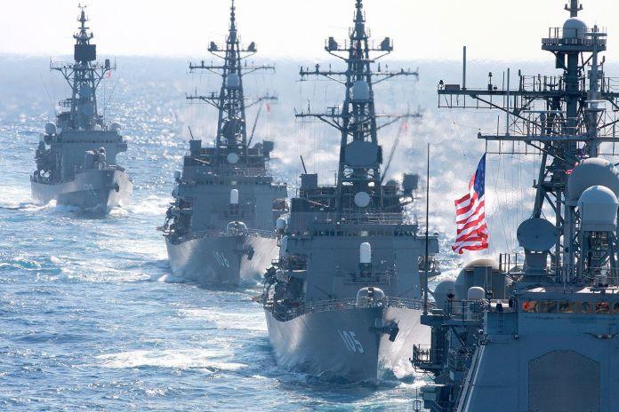 Hinterlaces-bloqueo naval