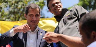 El botín de Guaidó