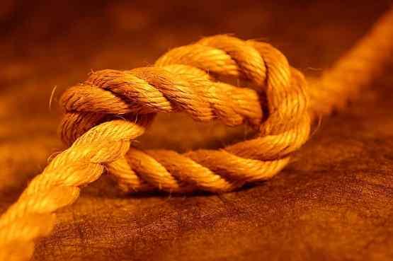 den Knoten lösen