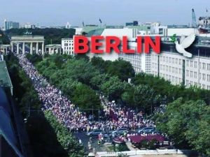 Demo in Berlin