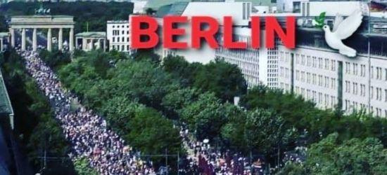 Demo in Berlin am 1.8.2020 – Das GERMANISCHE Volk steht auf