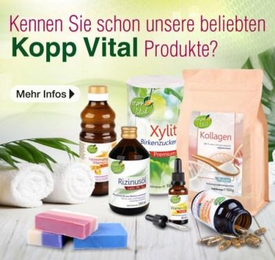 Kopp-Vital-Produkte