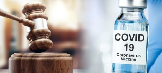 Bundesgerichtsklage zur sofortigen Einstellung der COVID-Impfstoffe