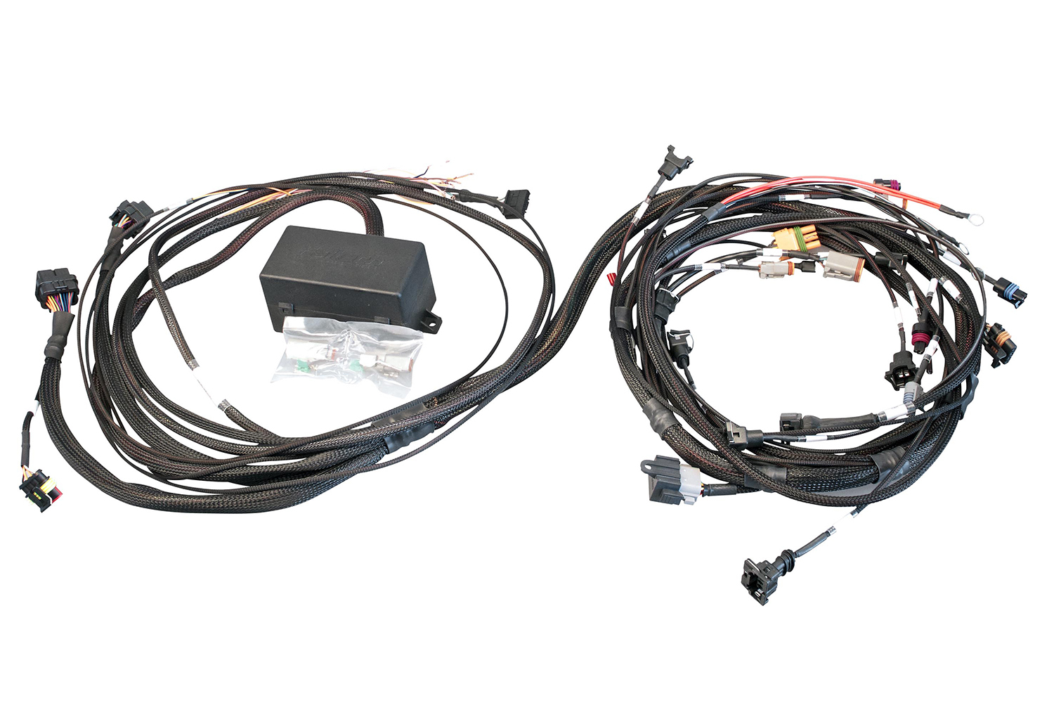 Haltech Elite With Terminated Engine Harness Kit