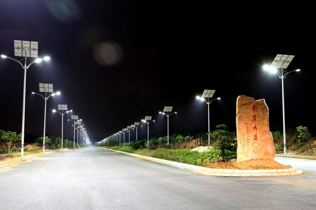 Smart Street Light Solution