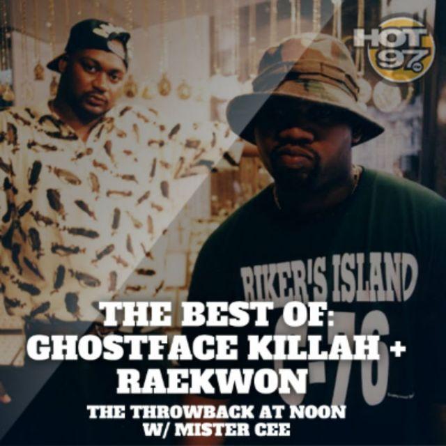 Best of Ghostface Killah and Raekwon