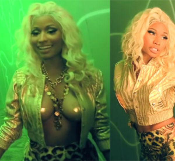 Nicki freaks