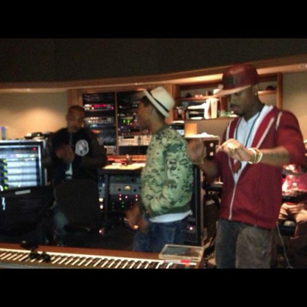 Pharrell studio 1