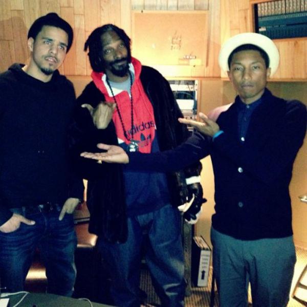 Pharrell studio 2