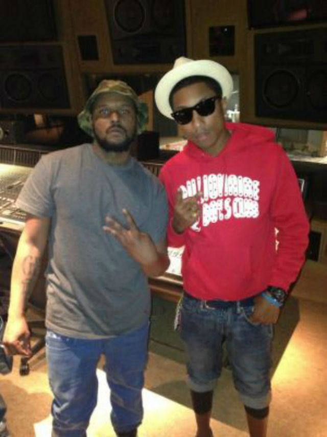 ScHoolboy Q and Pharrell
