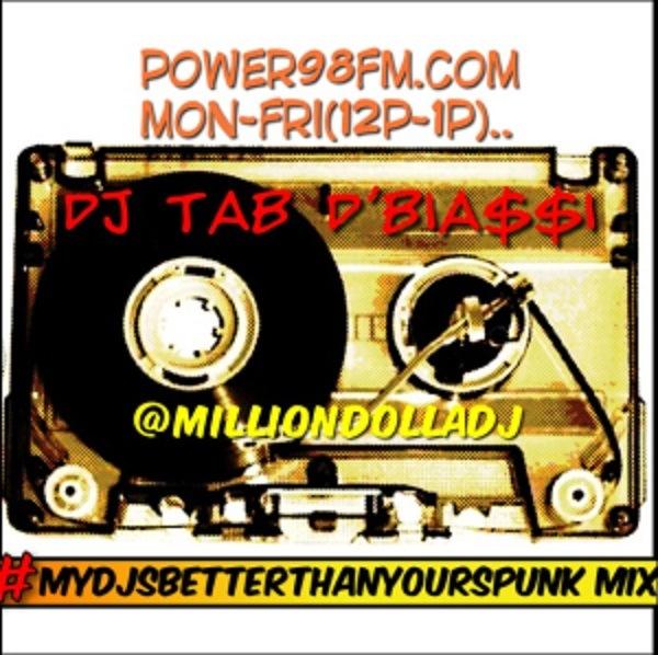 DJ Tab D'Biassi