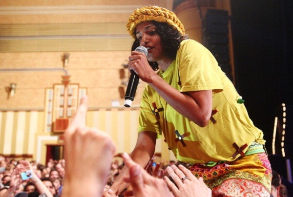 M.I.A - Live In Sydney
