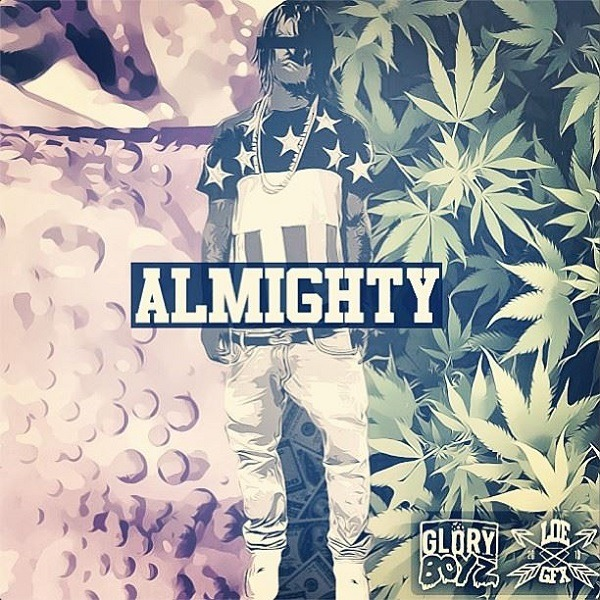 Almighty So cover 2