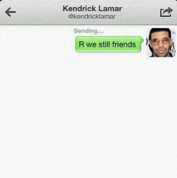 Kendrick Lamar meme 12