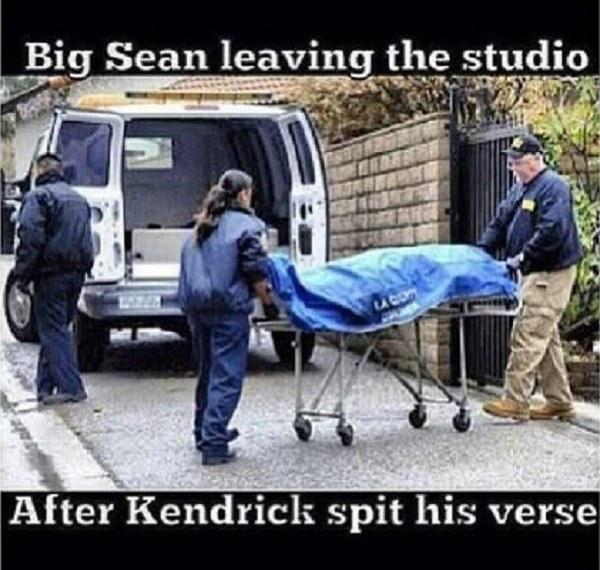 Kendrick Lamar meme 13