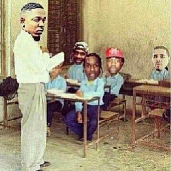 Kendrick Lamar meme 8