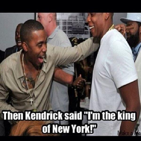 Kendrick meme