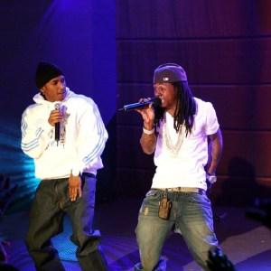 Lloyd and Lil Wayne