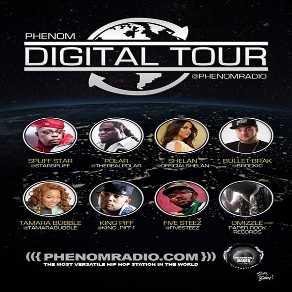 Phenom Digital Tour