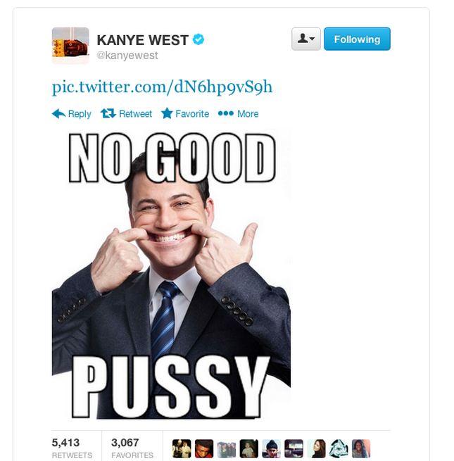 Kanye West rant 5