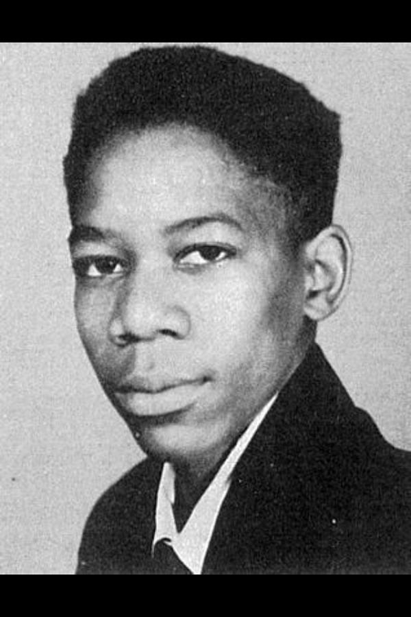 Morgan Freeman young