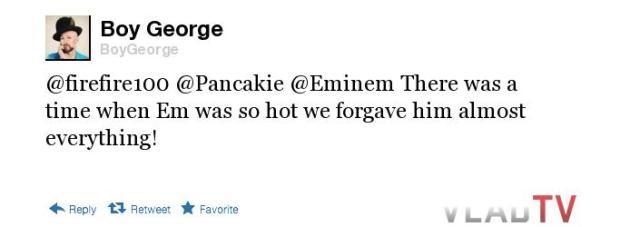 Boy George tweet 5