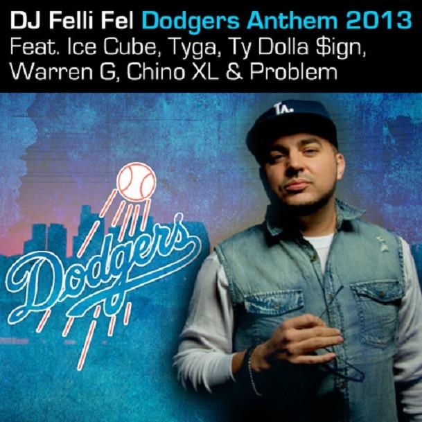 Dodgers Anthem 2013