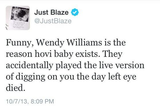 Just Blaze tweet 1