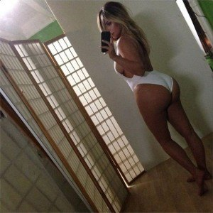 Kim Kardashian's back