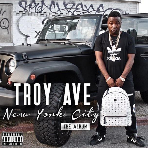 Troy Ave New York City