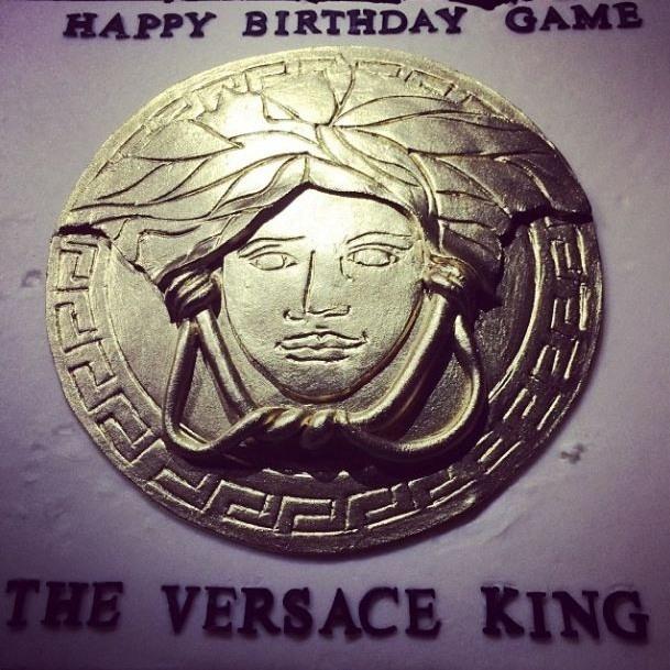 Game Versace