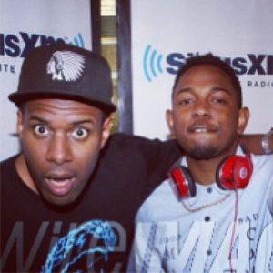 Kendrick Lamar Breakfast Club